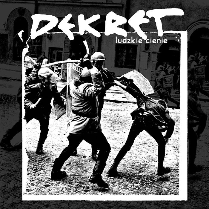 Dekret – Ludzkie cienie LP