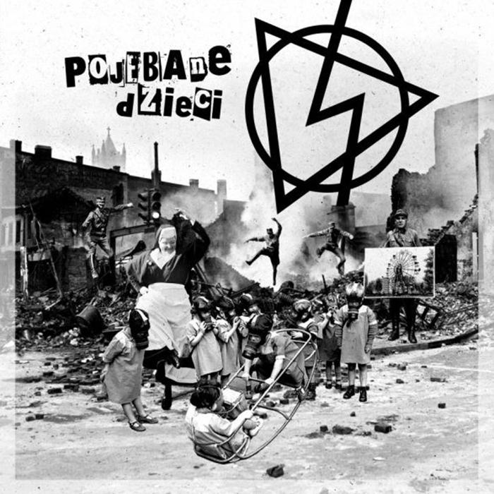Dzieci Opieki Społecznej – Pojebane dzieci LP/CD
